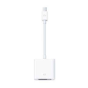 Product Apple MiniDisplayPort to DVI Adapter base image