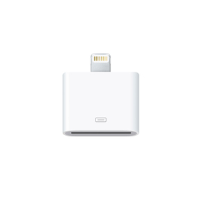 Product Apple Lightning to 30pin Adapter base image