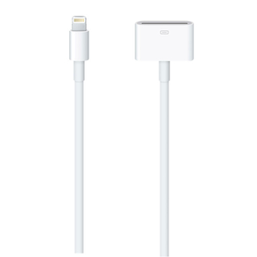Product Apple Lightning to 30pin Adapter 0,2μ base image