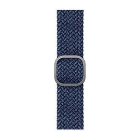 Product Uniq Aspen Braided Apple Watch Strap 42/44mm - Blue base image
