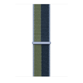 Product Apple 45mm Abyss Blue/Moss Green Sport Loop - Regular base image