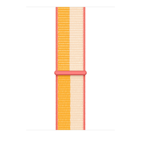 Product Apple 45mm Maize/White Sport Loop - Regular base image