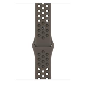 Product Apple 45mm Olive Gray/Cargo Khaki Nike Sport Band - Regular base image