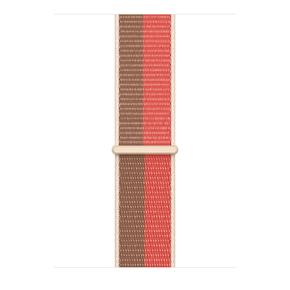 Product Apple 45mm Pink Pomelo/Tan Sport Loop - Regular base image