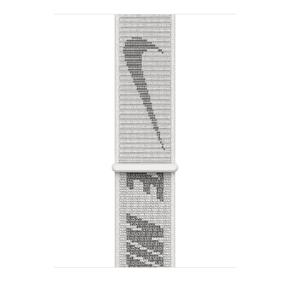 Product Apple 41mm Summit White Nike Sport Loop - Regular base image