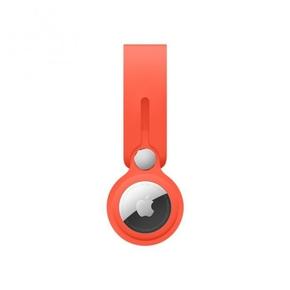 Product Apple AirTag Loop - Electric Orange base image