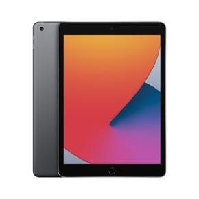 "Product Apple iPad 10.2"" (8th gen) Wi-Fi 32GB - Space Grey base image"