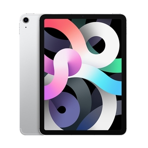 """Product Apple iPad Air 10.9"""" (4th gen) Wi-Fi + Cellular 256GB Silver base image"""