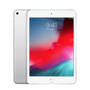Product Apple iPad mini Wi-Fi 64GB Silver (MUQX2RK/A) base image