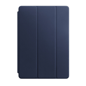 Product Apple iPad Pro 10.5 Leather Smart Cover Midnight Blue base image