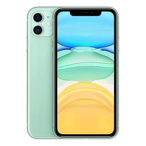 Product Apple iPhone 11 256GB Green base image
