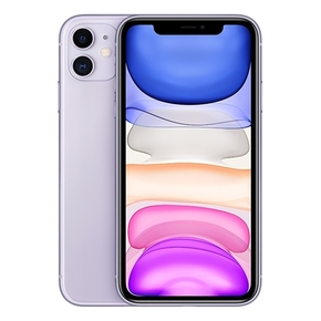 Product Apple iPhone 11 64GB Purple base image