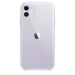 Product Apple iPhone 11 Clear Case  base image