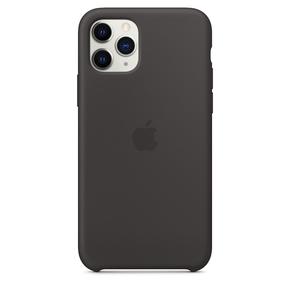 Product Apple iPhone 11 Pro Silicone Case Black base image