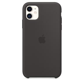 Product Apple iPhone 11 Silicone Case Black base image