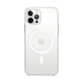 Product Apple iPhone 12 | 12 Pro Clear Case with MagSafe base image