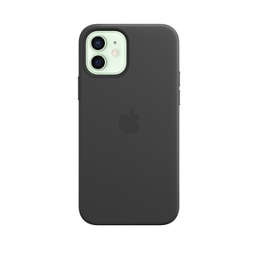 Product Apple iPhone 12 mini Leather Case with MagSafe - Black base image
