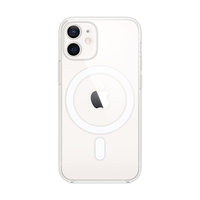 Product Apple iPhone 12 mini Clear Case with MagSafe base image