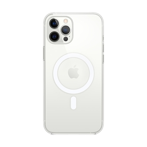 Product Apple iPhone 12 Pro Max Clear Case with MagSafe base image
