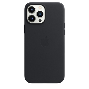 Product Apple iPhone 13 Pro Leather Case with MagSafe - Midnight base image