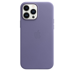 Product Apple iPhone 13 Pro Leather Case with MagSafe - Wisteria base image