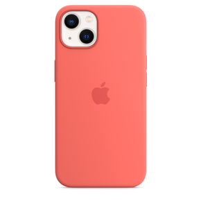 Product Apple iPhone 13 Silicone Case with MagSafe - Pink Pomelo base image