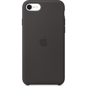 Product Apple iPhone SE(2nd Gen) Silicone Case Black base image