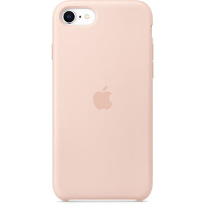 Product Apple iPhone SE(2nd Gen) Silicone Case Pink base image