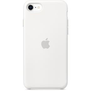 Product Apple iPhone SE(2nd Gen) Silicone Case White base image