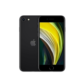 Product Apple iPhone SE (2nd gen) 128GB Black (MXD02GH/A) base image