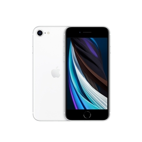 Product Apple iPhone SE (2nd gen) 128GB White (MXD12GH/A) base image