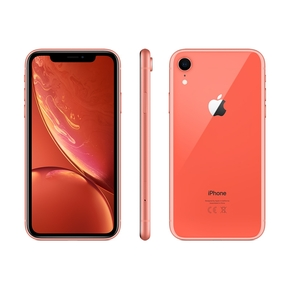 Product Apple iPhone XR 128GB Coral (MRYG2GH/A) base image