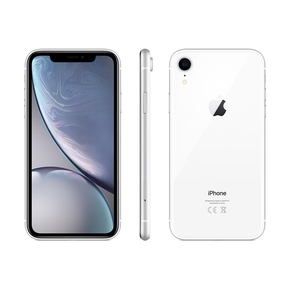 Product Apple iPhone XR 128GB White (MRYD2GH/A) base image