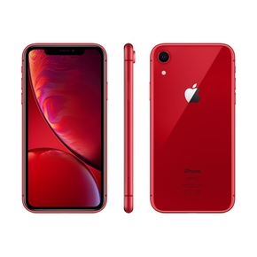 Product Apple iPhone XR 64GB Red (MRY62GH/A) base image