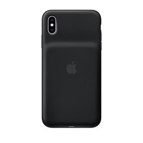 Product Apple iPhone XS Max Smart Battery Case Black base image
