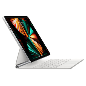 """Product Apple Magic Keyboard for iPad Pro 12.9"""" (3rd, 4th, 5th Gen) White - IE base image"""