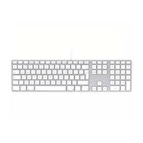 Product Apple USB Keyboard with Numeric Keypad (IE) base image