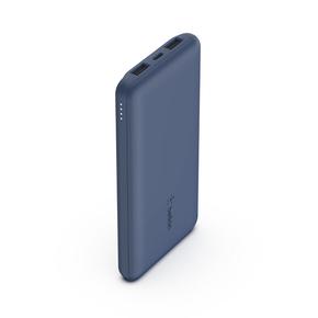 Product Belkin BOOST↑CHARGE 3-Port Power Bank 10K - Blue base image