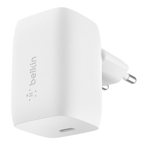 Product Belkin BOOST↑CHARGE PRO USB-C PD GaN Wall Charger - 60W - White base image
