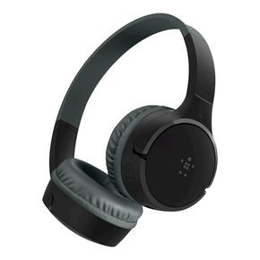 Product Belkin SOUNDFORM Mini Wireless On-Ear Headphones for Kids - Black base image