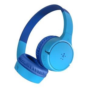 Product Belkin SOUNDFORM Mini Wireless On-Ear Headphones for Kids - Blue base image