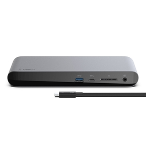 Product Belkin Thunderbolt 3 Dock Pro with Cable 0.8m base image