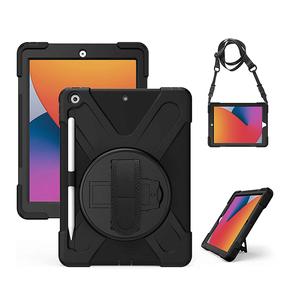 """Product Gerutek Case for New iPad 10.2"""" (2019 - 2020) - Black base image"""