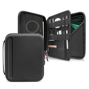 Product TomToc Smart PadFolio Eva Case for iPad Pro 12.9'' (2018 - 2020) - Black base image