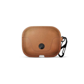 Product Twelve South AirSnap for AirPods Pro - Cognac base image