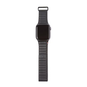 Product Decoded Traction Magnet Strap Apple Watch 42/44mm - Black base image