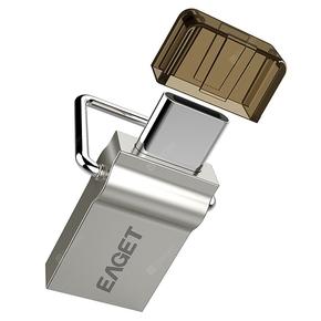Product EAGET 16GB USB3.1/USB-C Flash base image