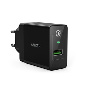 Product Φορτιστής τοίχου Anker Power+1 Quick Charge 3.0 18W base image