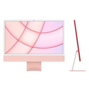 """Product iMac 24"""" Retina 4.5K Apple M1 Chip / 8-Core GPU / 256GB - Pink (MGPM3GR/A) base image"""