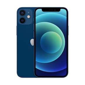 Product Apple iPhone 12 mini 256GB Blue base image